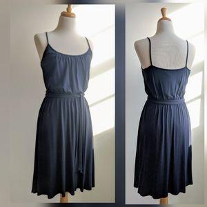 Ann Taylor Loft | Navy dress | xs